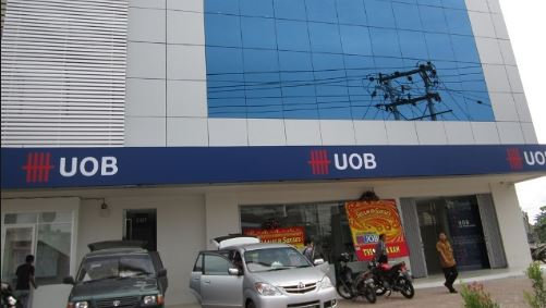 Alamat Lengkap Kantor Cabang Bank UOB Di Kalimantan