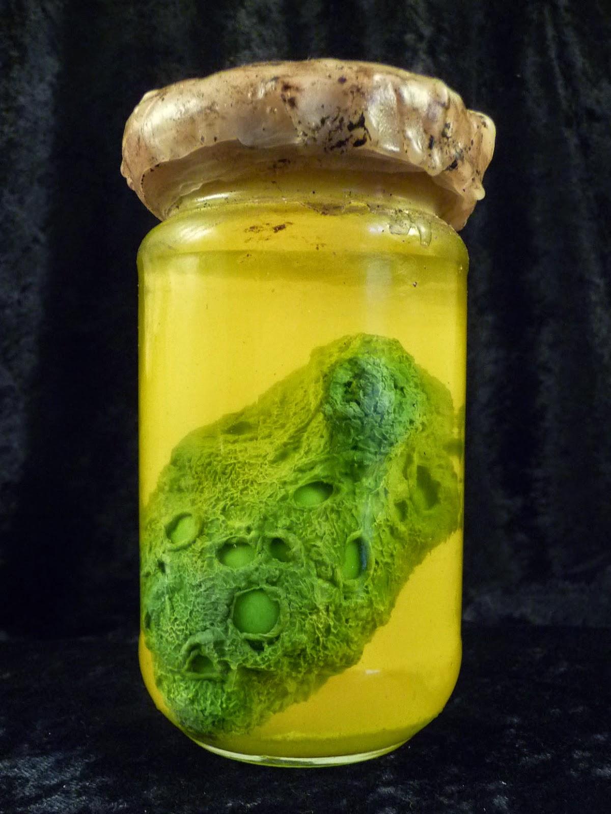 Propnomicon Preserved Tissue Specimen Tutorial