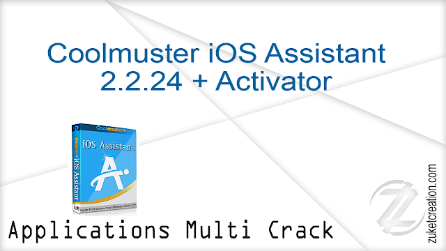 Coolmuster iOS Assistant 2.2.24 + Activator