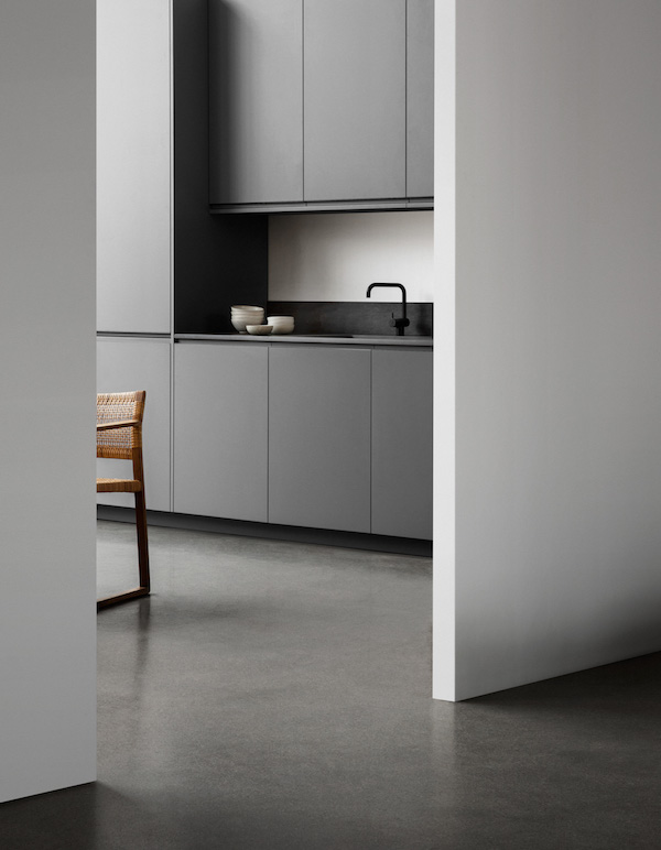 New Kitchen by Norm architects for Reform