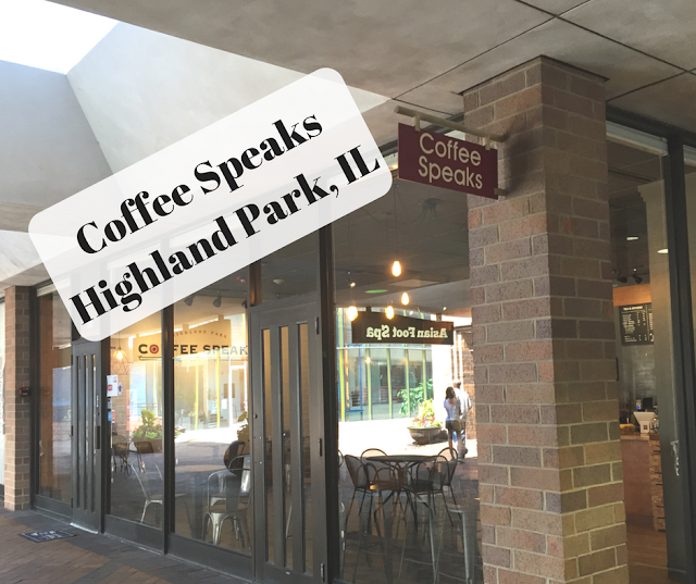 Coffee Speaks Locally Roasted Coffee in Highland Park, IL