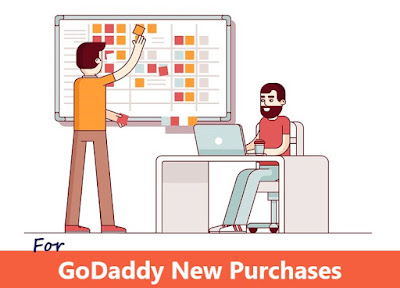 Godaddy new purchases domain hosting coupon