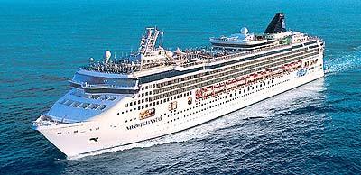 Norwegian Cruise Line's Norwegian Star Completes Refit.