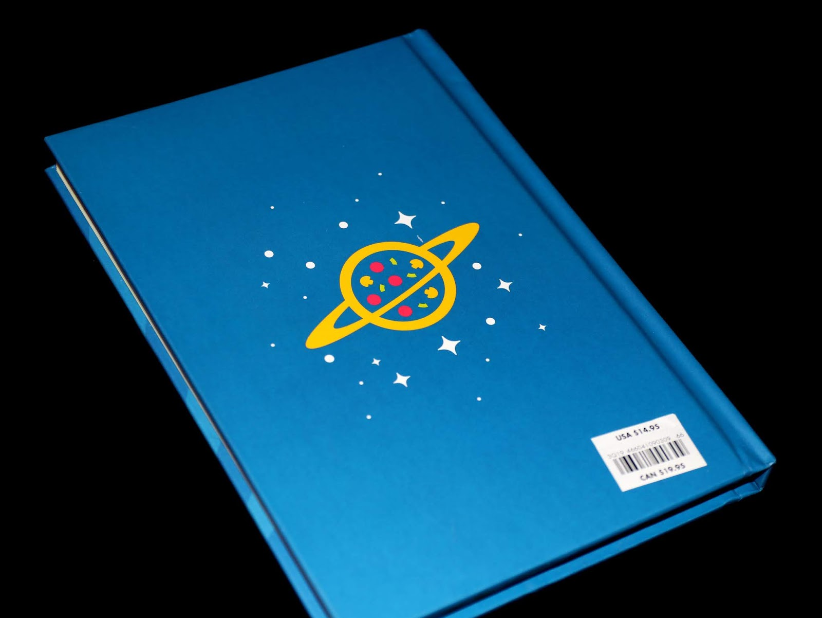 toy story pizza planet alien I have been chosen journal notebook
