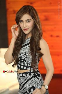 Telugu Actress Angela Krislinzki Latest Pos in Short Dress  0025.JPG