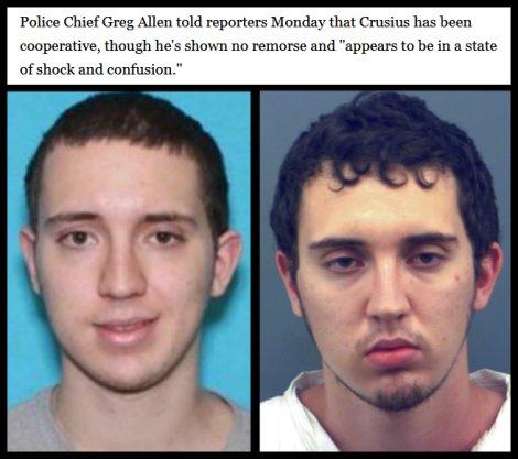 Patrick Crusius El Paso Walmart shooter