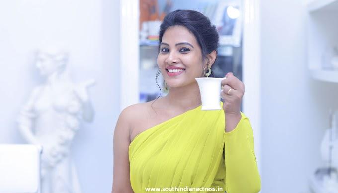 Dhivya Dhuraisamy latest photoshoot images