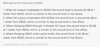 Test und Review des Ecoflow R600p