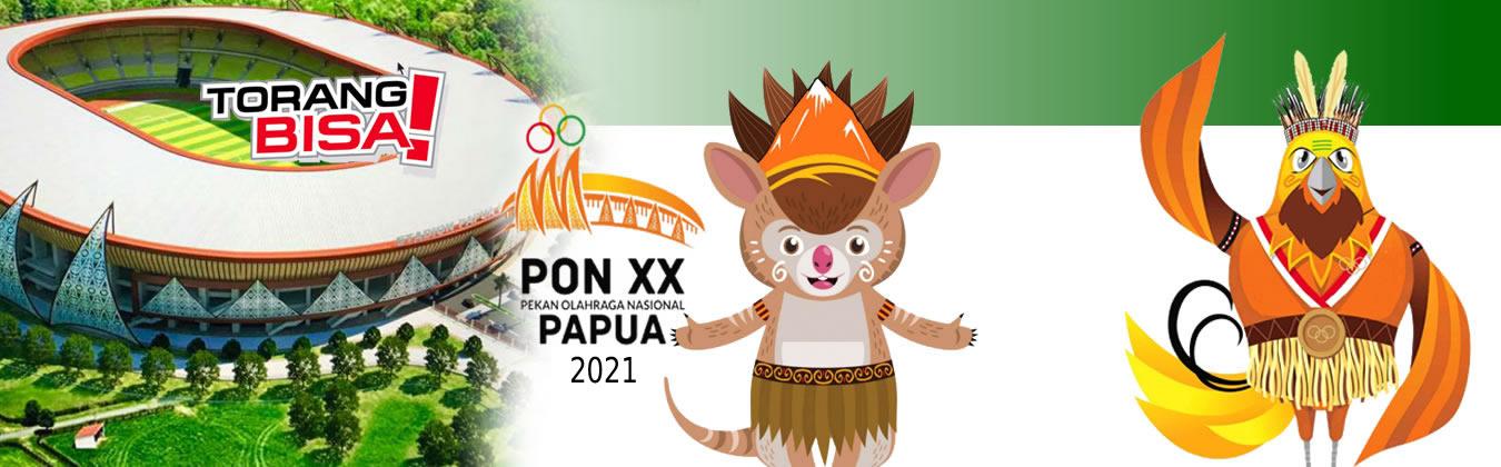 PON XX PAPUA 2021