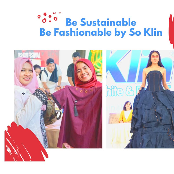 Be Sustainable, Be Fashionable by So Klin
