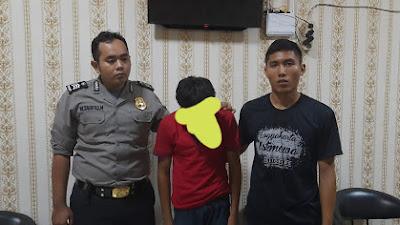 Bejat!!!  Pemuda Di Pandeglang Cabuli Bocah Usia 3 Tahun