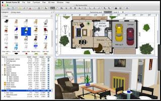 برنامج, إحترافى, لتصميم, وتخطيط, ورسم, الغرف, والمنازل, ثلاثية, الابعاد, Sweet ,Home ,3D