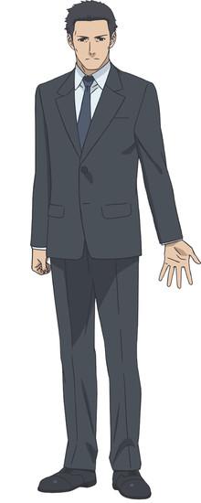 Shigeo Kiyama como Kagaya