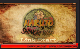 Naruto Senki Mod Shinobi Collection