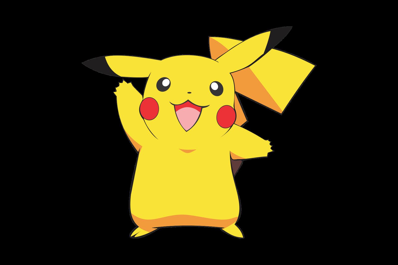 Pikachu New Design