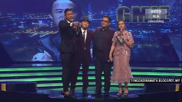 Gegar Vaganza 3 Minggu 4 – GMie ft. Nizam