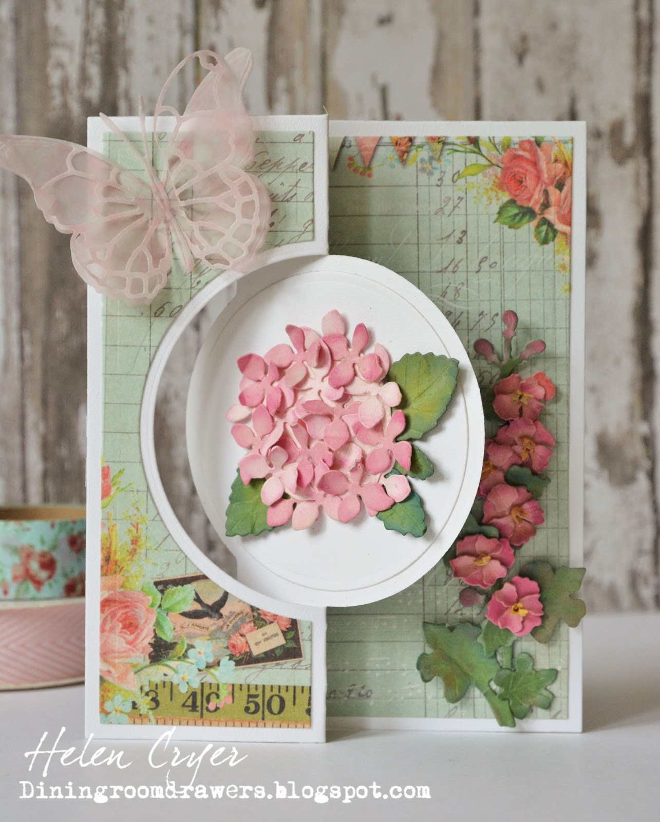 The Dining Room Drawers Sizzix Flip Its Elizabeth Craft Designs