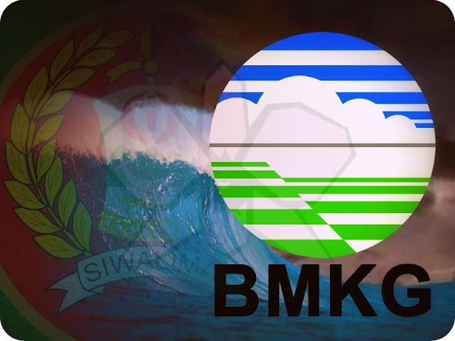 BMKG Imbau Nelayan Maluku Waspadai Gelombang 2,5 Meter