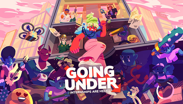 Going Under Review : Hooray for the interns