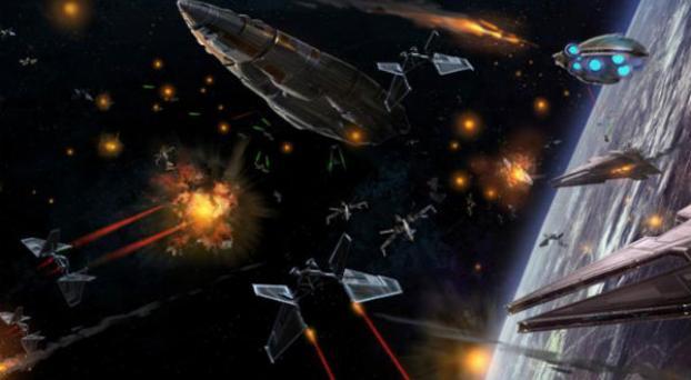 Resultado de imagen para batalla extraterrestre