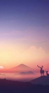 Wallpaper HD Whatsapp Pemandangan Alam Keren