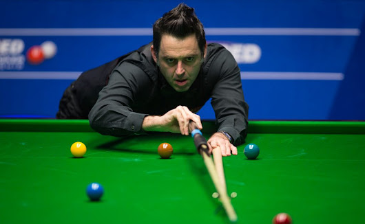 2017 World Snooker Championship (Day 2) - Rocket lands in Last 16 round