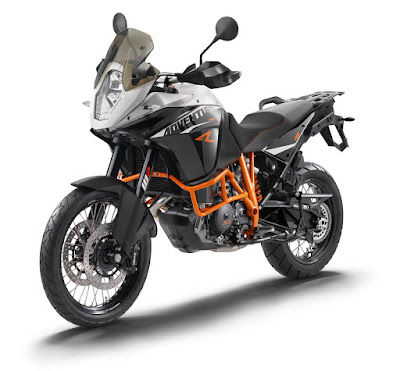 Ktm 1190 Adventure R Technical Specifications