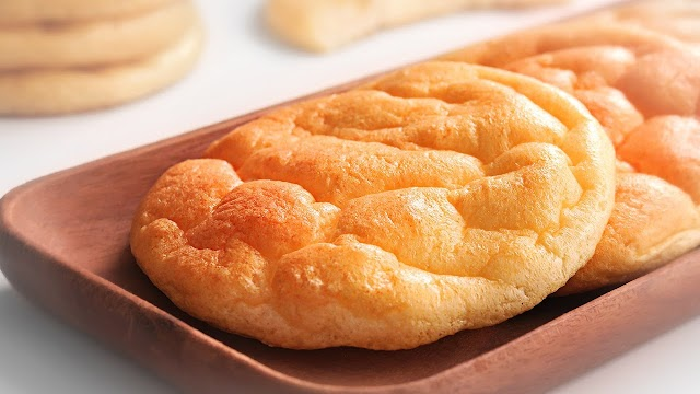 Pan nube receta sencilla y rápida