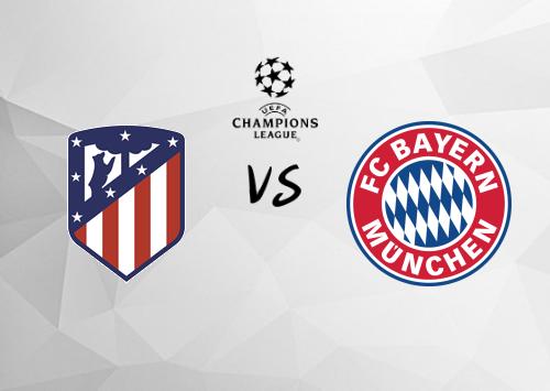 Atlético Madrid vs Bayern München  Resumen y Partido Completo