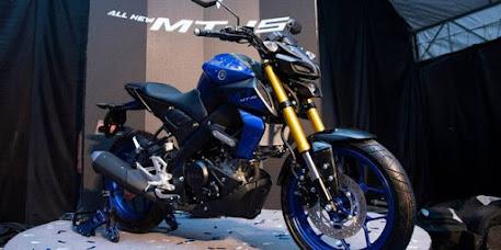 Review 5 Kelebihan Yamaha MT-15 Terbaru 2020