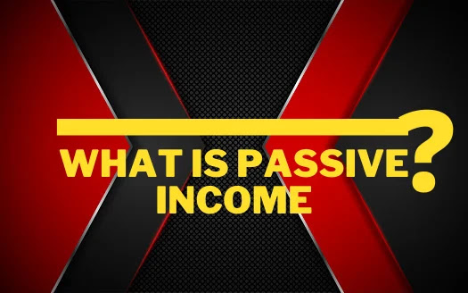 How to create passive income as a programmer.