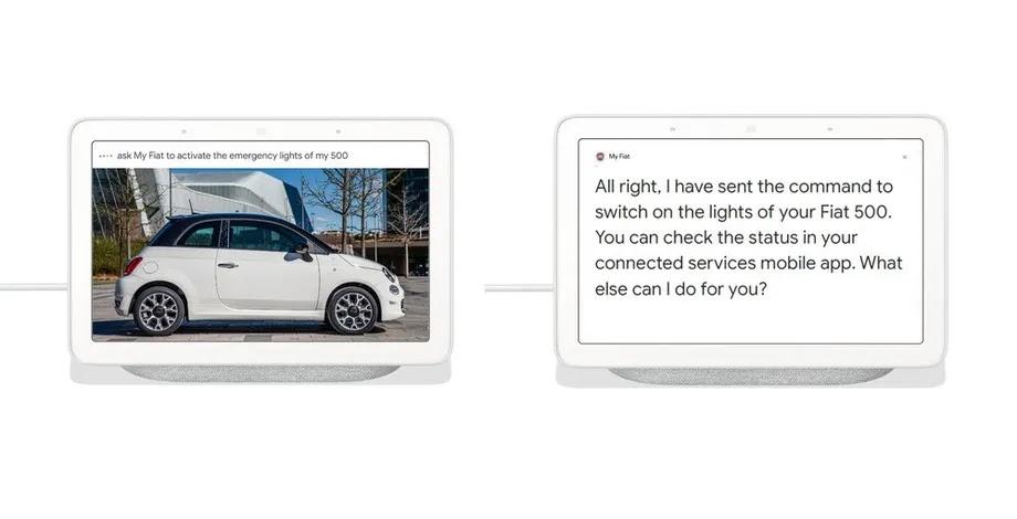 Nuova Fiat 500 'Hey Google' Edition | Video