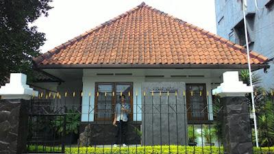 Rumah Bersejarah Inggit Garnasih
