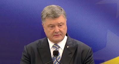 Президент Порошенко провів прес-конференцію