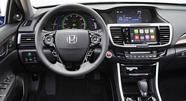 2017 Honda Accord Hybrid Price