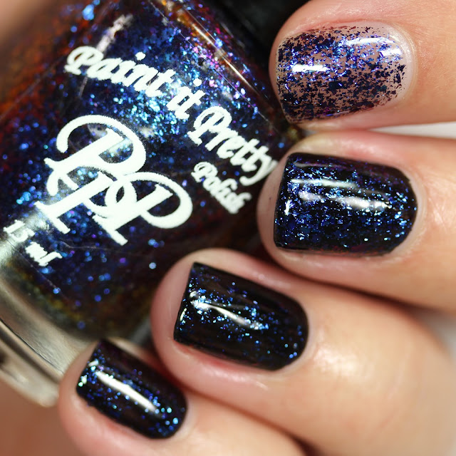 Paint It Pretty Polish Topping Around swatch