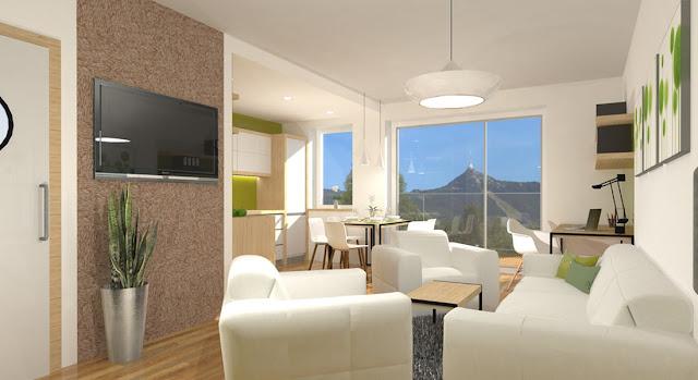 Мебелированная квартира