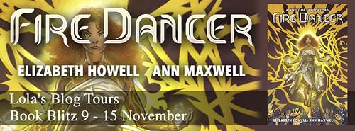 Fire Dancer banner