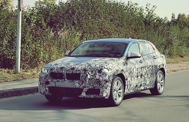 2017 BMW X2 Redesign