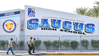 Saugus High - After The Shooting