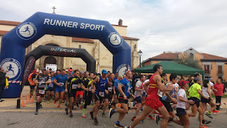 Carrera Popular Villamañan 2019