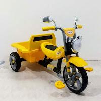 Sepeda Roda Tiga Anak Exotic ET5999 Tossa baby tricycle