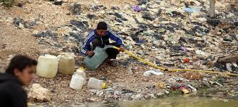 water crisis in northeastern Syria