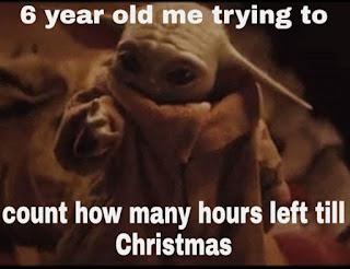 Christmas, Kids, Baby Yoda Meme