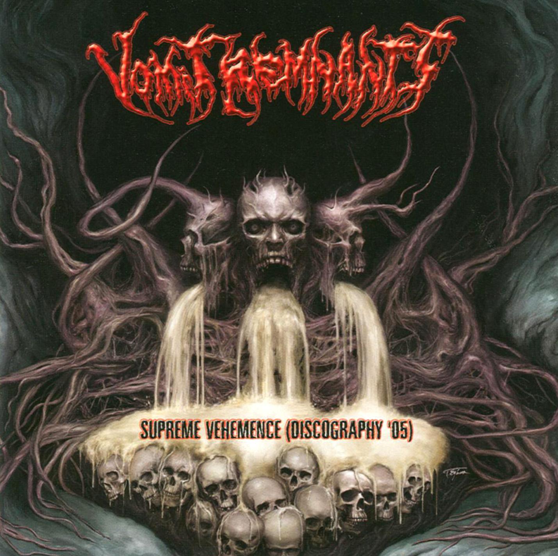 Absolute Evils: Vomit Remnants