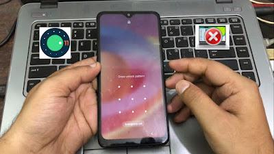Samsung A10s Hard Reset Android 11 Remove Pin,Pattern,Fingerprint & Password Lock 2021 Update