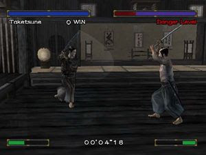 Download kengo master of bushido Game PS2 For PC Full Version ZGASPC