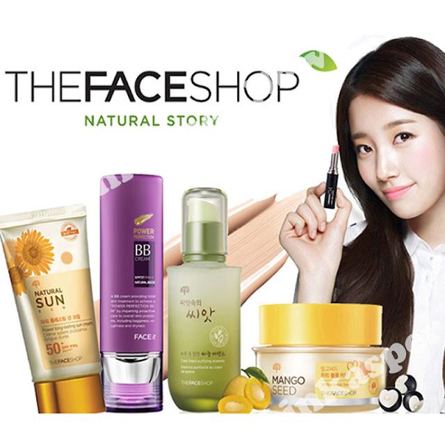 Mỹ phẩm The Face Shop có tốt không ? Mua ở đâu chính hãng ?