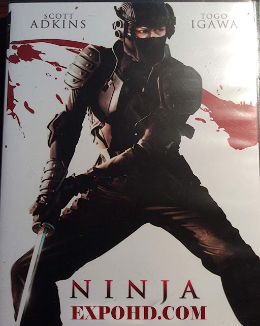 Ninja 2009 Full Movie Download 720p | 1080p  |Esub 1.3Gbs [Watch Free]