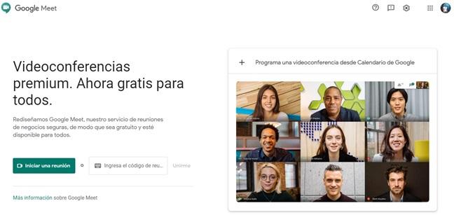 Google Meet ahora está disponible para todos de forma gratuita: a continuación se explica cómo usarlo